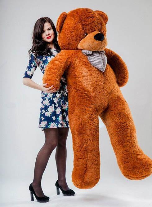 Baffy - 215cm Rudas